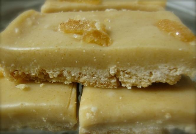 ginger bars