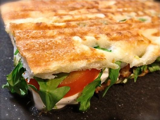 Flounder Sandwich Marinated In Fish Sauce, With Sriracha ...