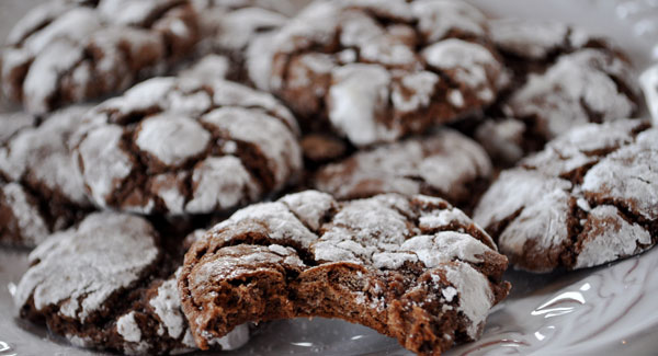 chocolate-crinkles