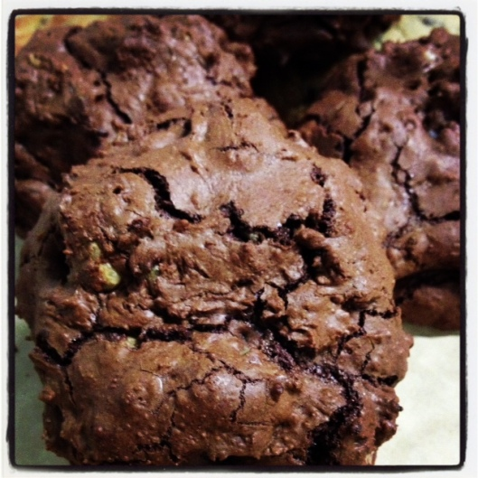 chocolate trufffle cookie gluten free