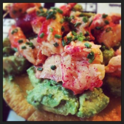 lobster tostada-1