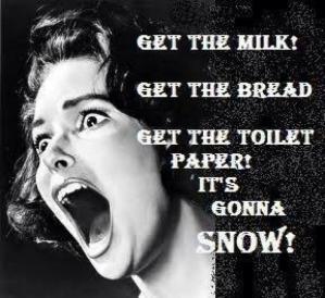 snow ahhh